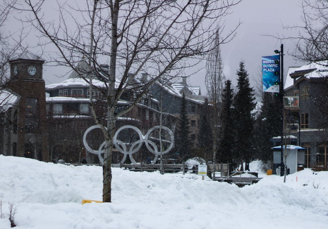 Olympic Square Whistler