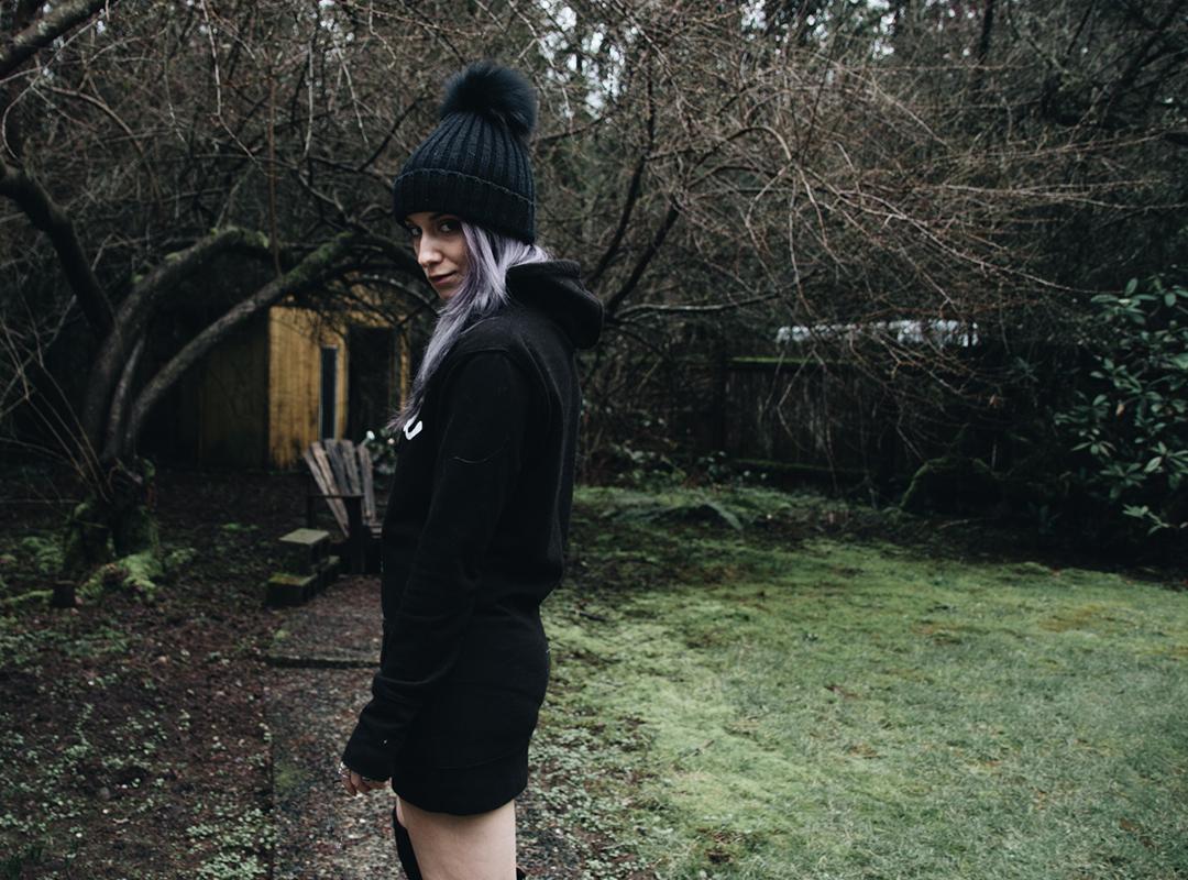 Seattle style blogger