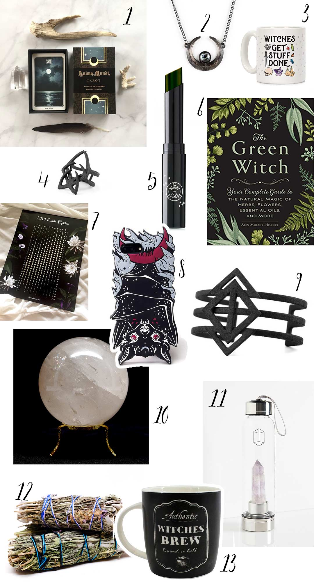 witch and wicca gift guide
