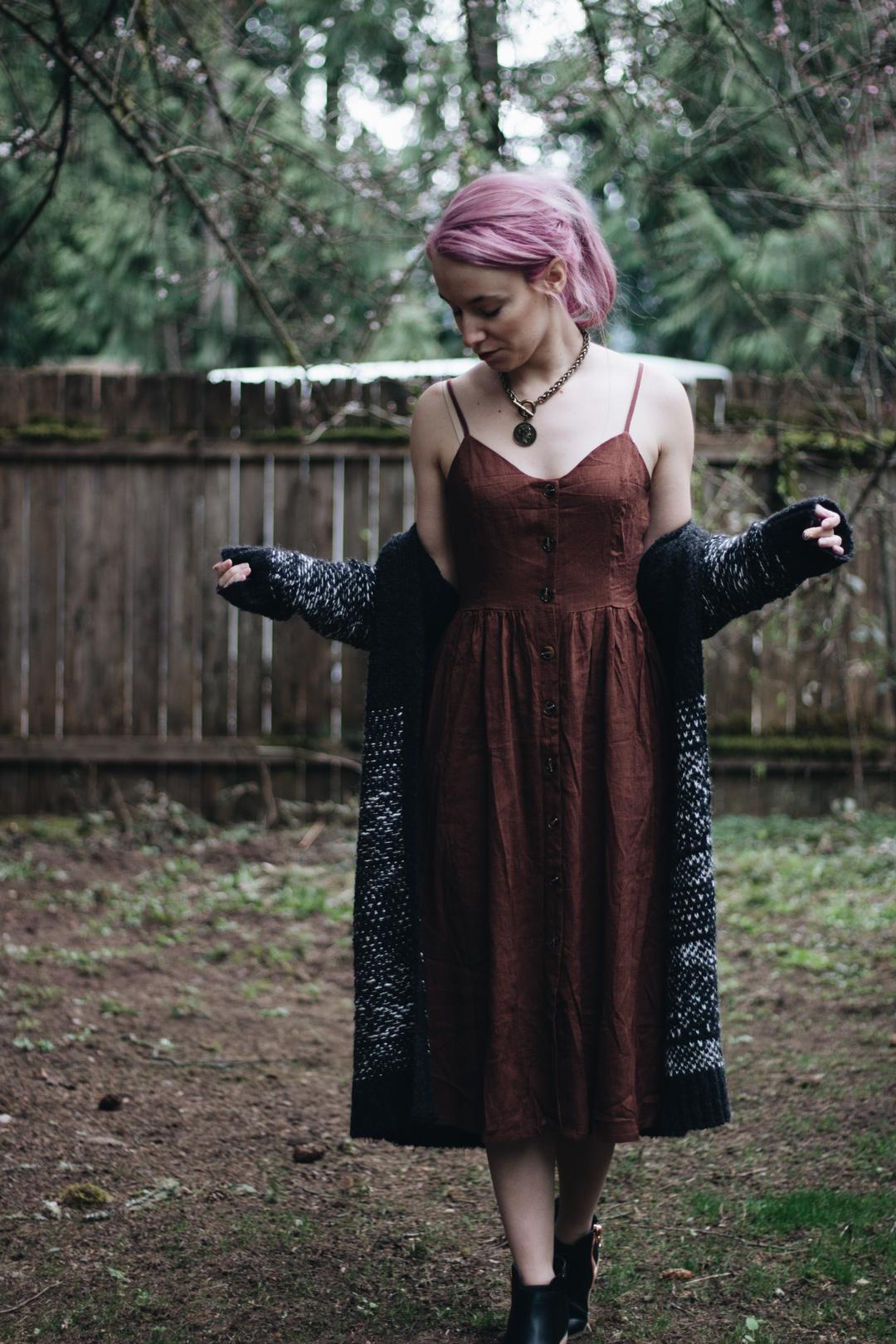 linen dresses for spring