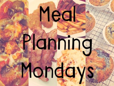 Meal Planning Monday – Getting Started
