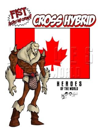 Cross Hybrid