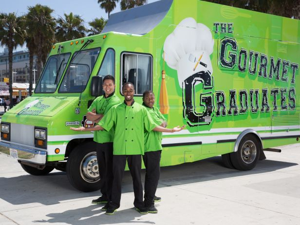 The Great Food Truck Race Season  Gourmet Graduates