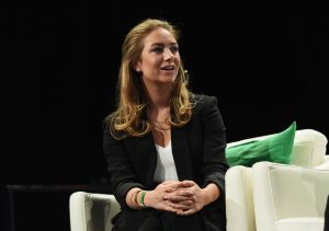 Whitney Wolfe of Bumble