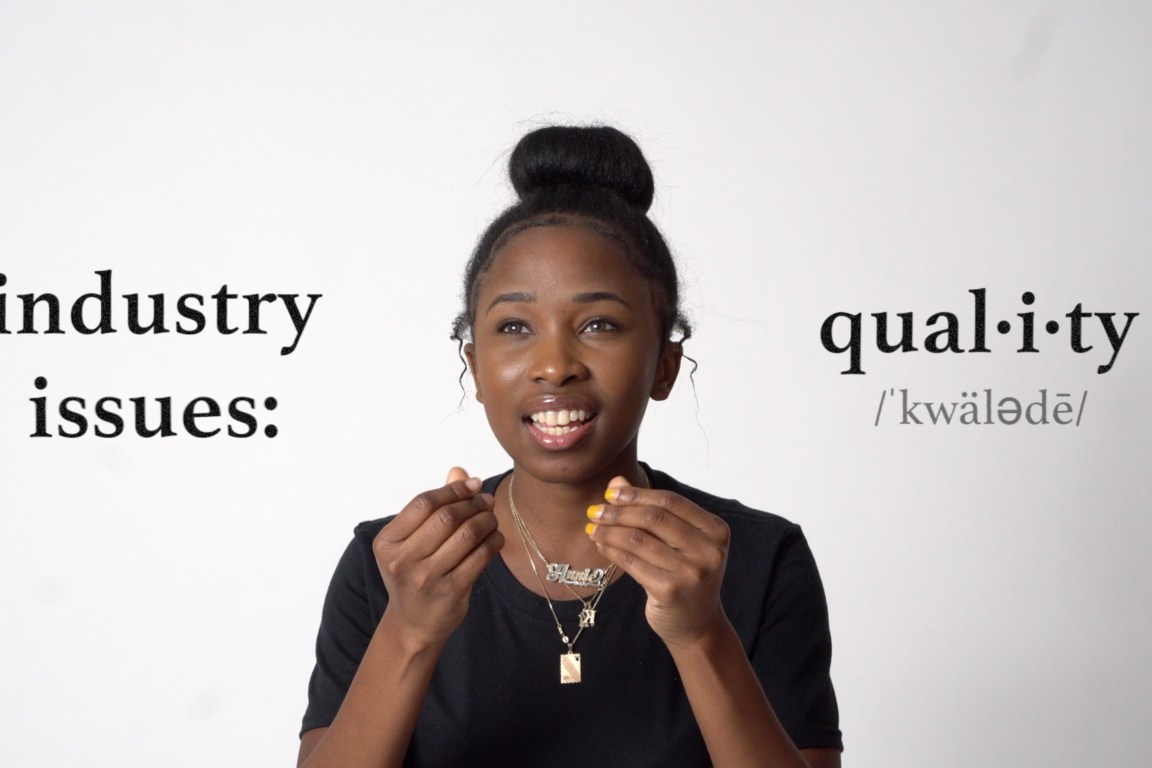 The Importance of Quality vs. Quantity