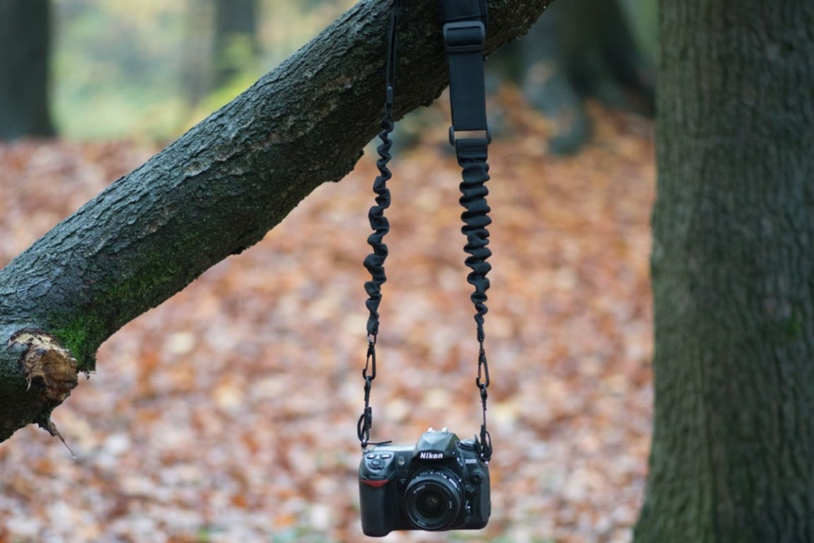 BOOMR Bungee Camera Strap