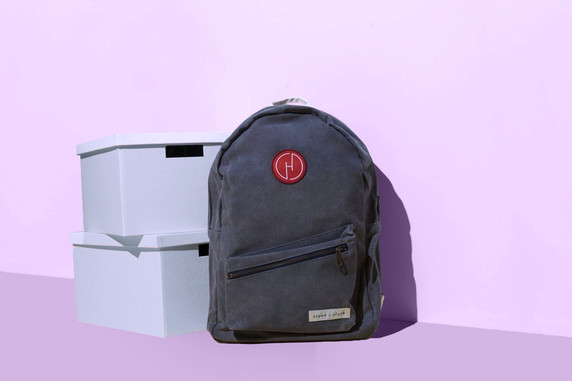 The H Backpack