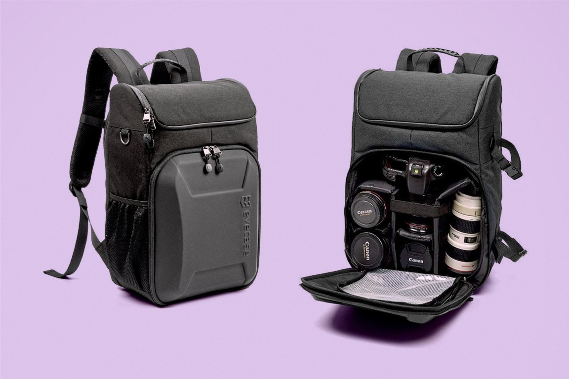 Evecase HardShell Camera Bag