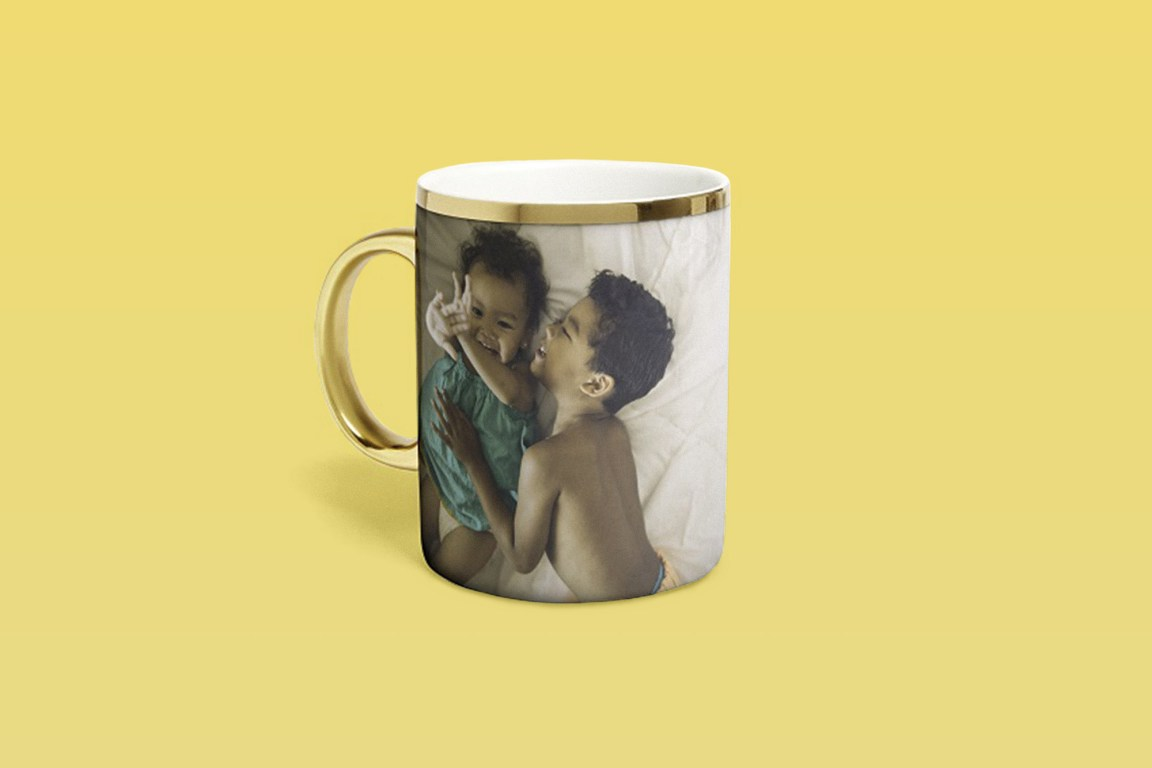 Customized Mug With Shutterfly