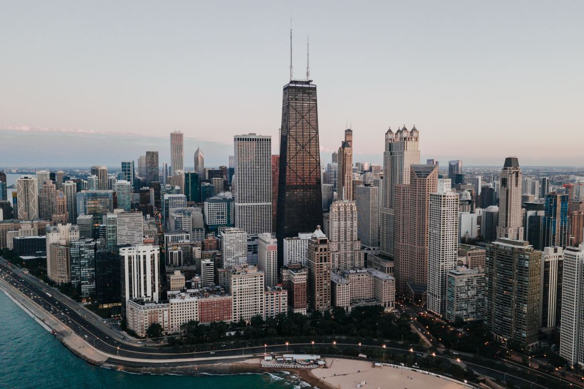 H's Cross-Country Tour: Chicago
