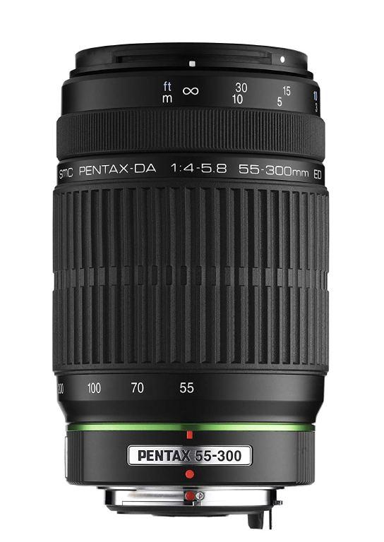 Pentax 55-300 mm f/4.5-6.3
