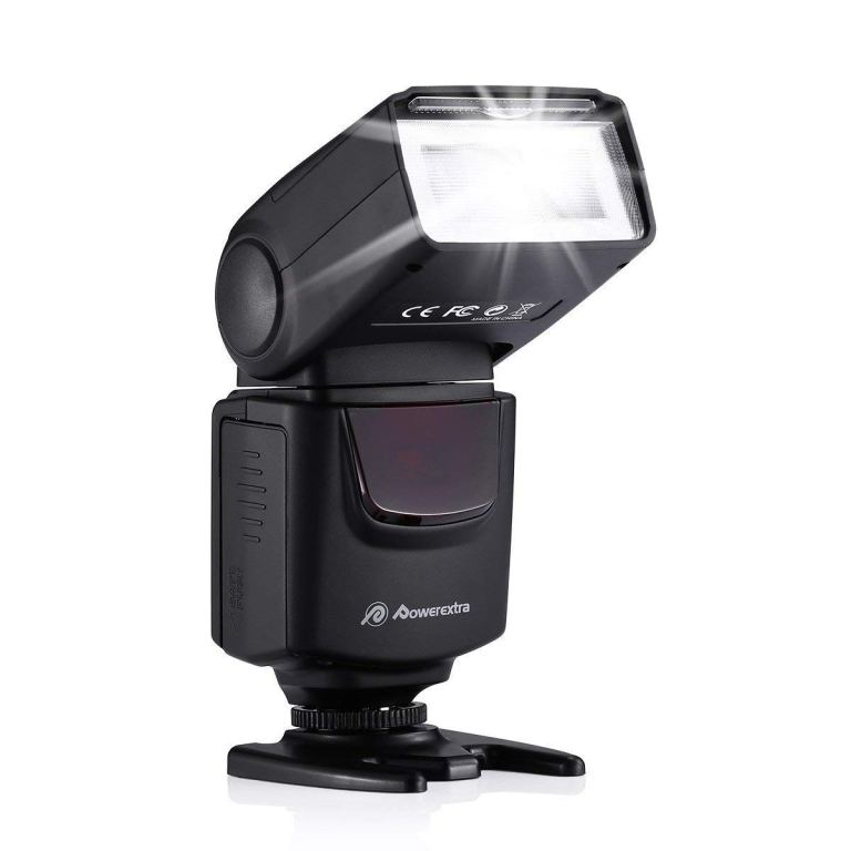 Powerextra DF-400 Speedlite Camera Flash