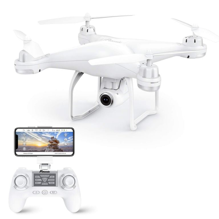 Potensic T25 GPS Drone, FPV RC Drone