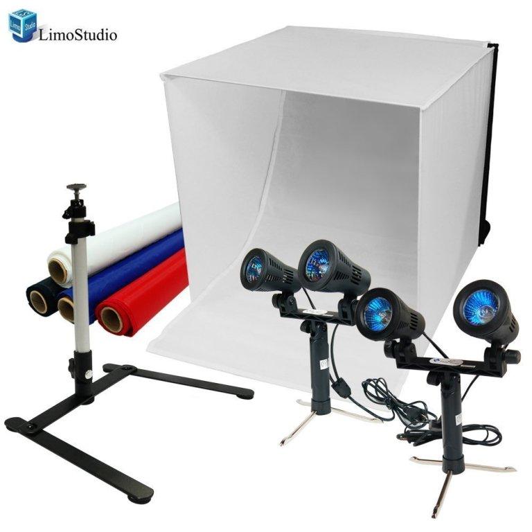LimoStudio Table Top Photography Studio