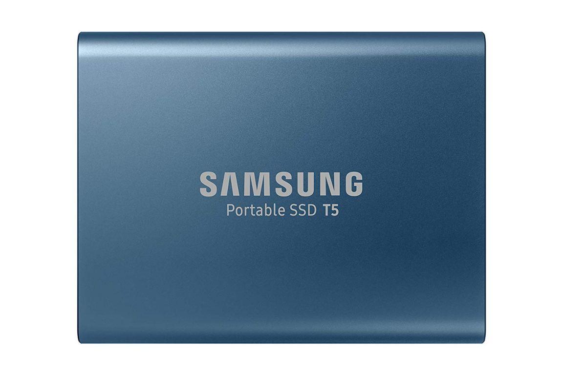 Samsung T5 Portable SSD – 500 GB