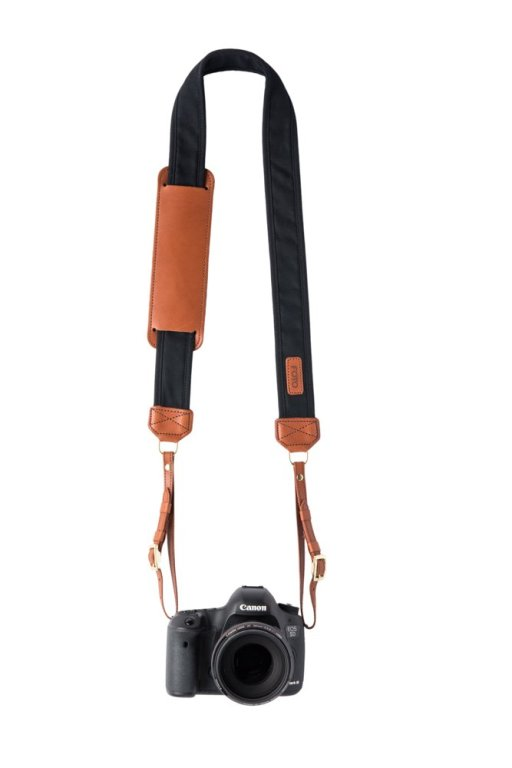 Black Fotostrap Camera Strap