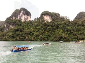 An Island off of Langkawi
