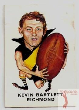 Kevin Bartlett: $75