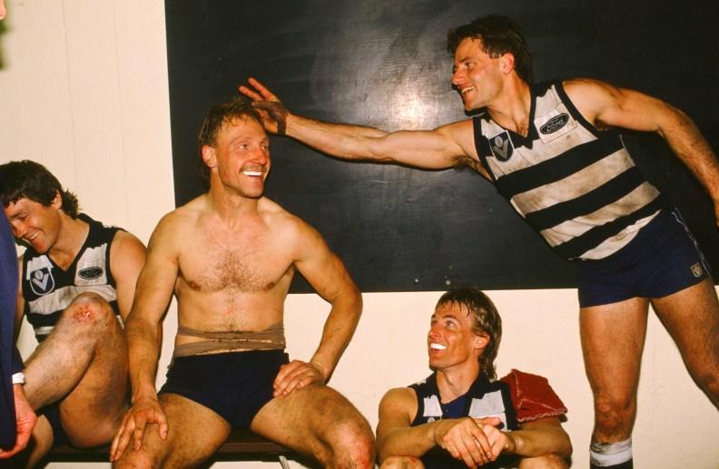 VFL 1989 - Geelong Cats