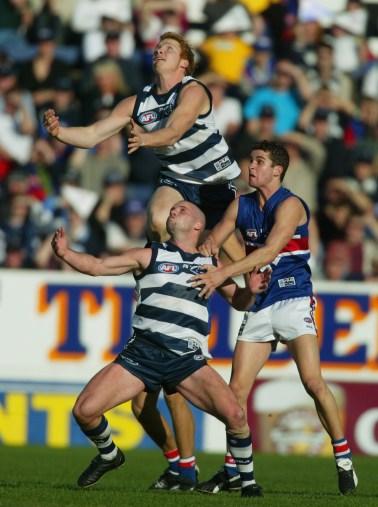 AFL 2002 Rd 9 - Geelong v Western Bulldogs