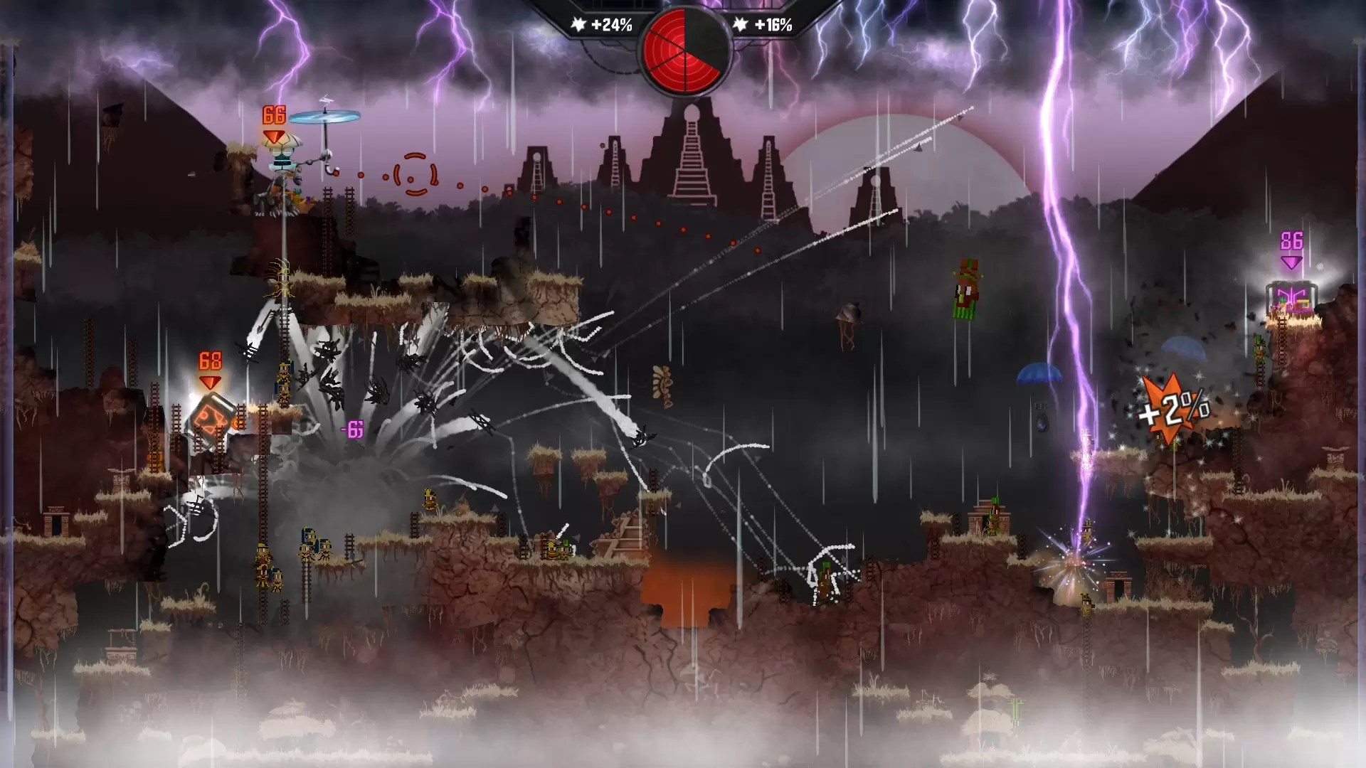 Mayan Death Robots Arena Launching For Xbox One On May
