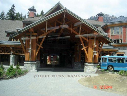 Whistler Mountaineer Station