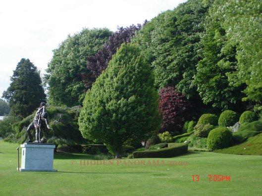 Peach Arch Garden