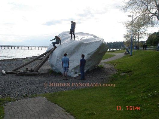 Historical White Rock