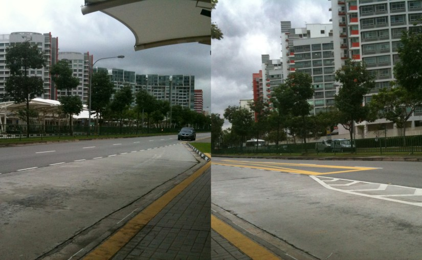 Less Than A Day In Singapore (Shortest Trip in abroad so far…)