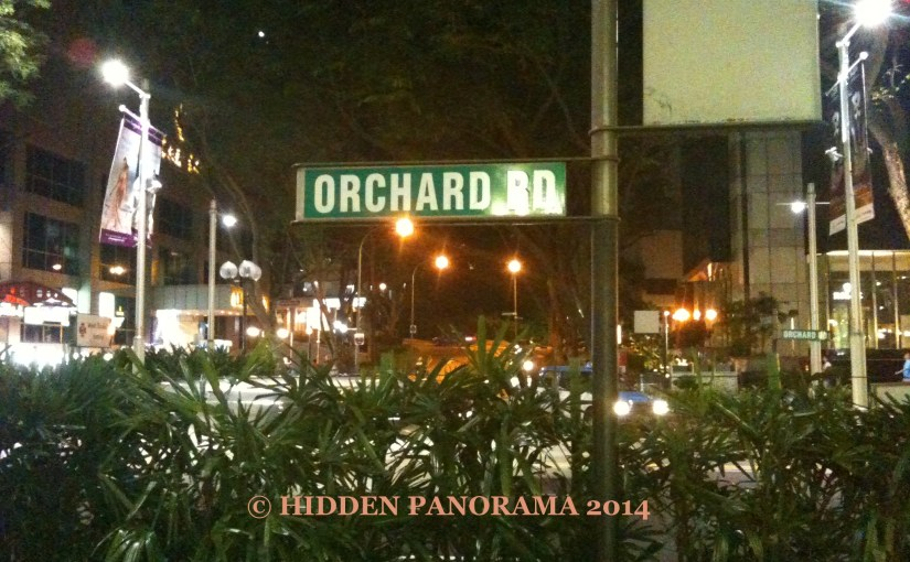 Name Of The Place: Orchard Rd