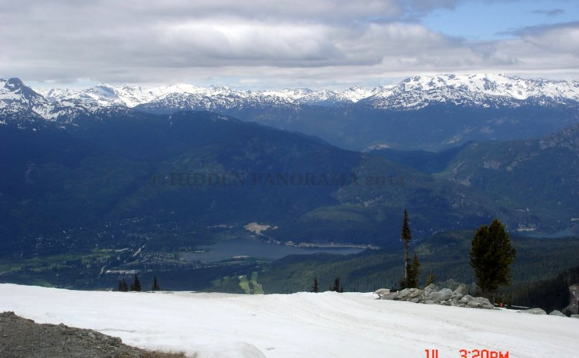 Precious Moment In The Mountain : Blackcomb Mountain