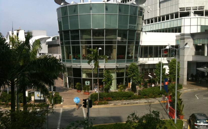 View At My Window : Harbourfront Centre