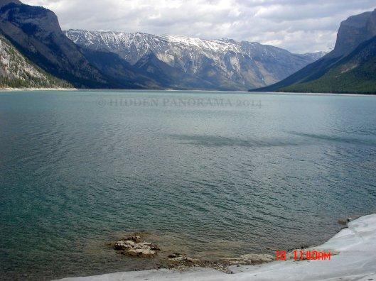 Lake Minnewenka 2