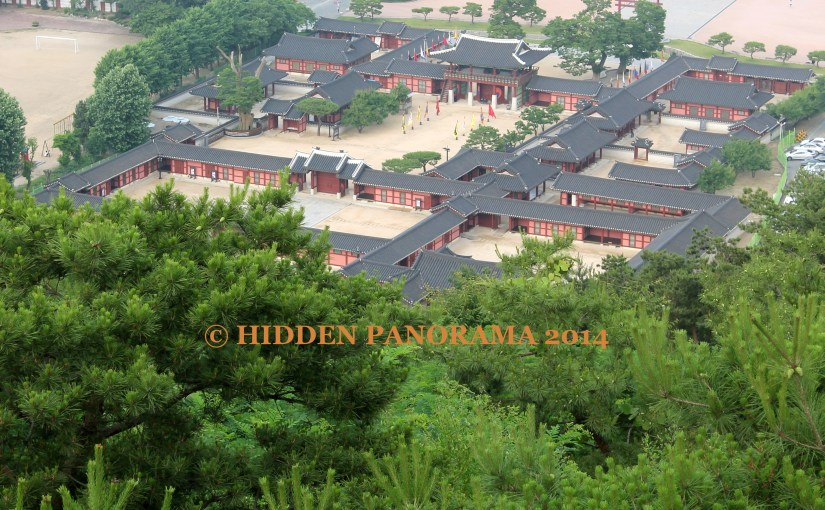 Hwaseong Haenggung – Temporary Palace of King Jeongjo – Back to the Past Adventure (Part 3)