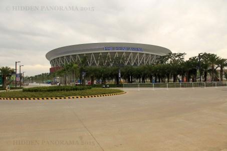 2015 New Year's Celebration : At Philippine Arena
