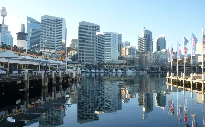Quick Peek of Sydney Darling Harbour