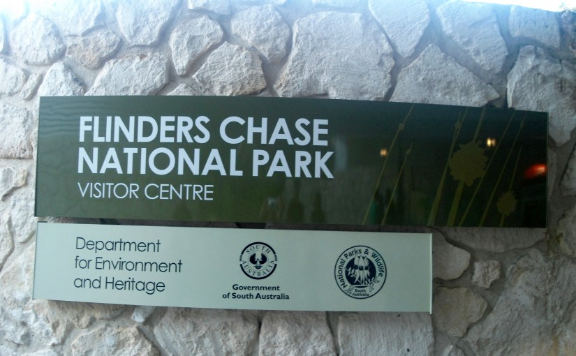 Name Of The Place : Flinders Chase National Park