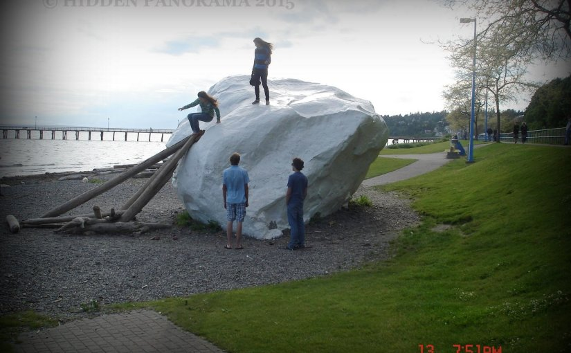 Discovery : White Rock in White Rock