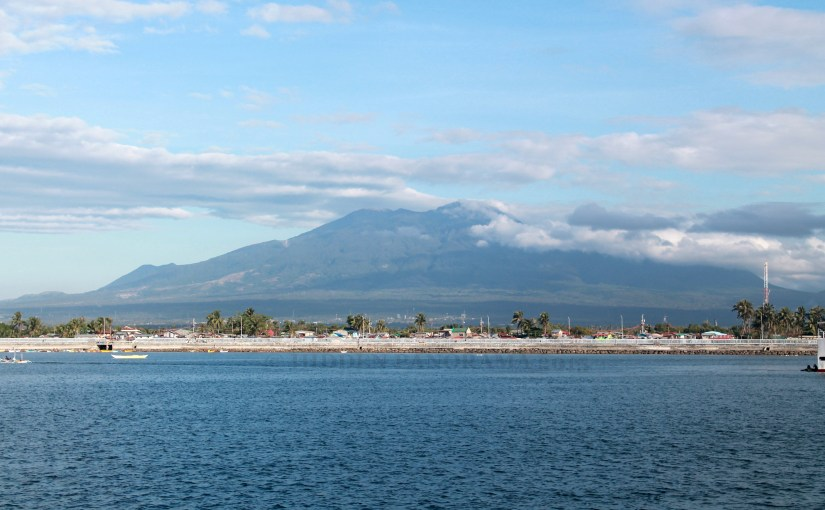 Home : Mount Banahaw and Lucena Port