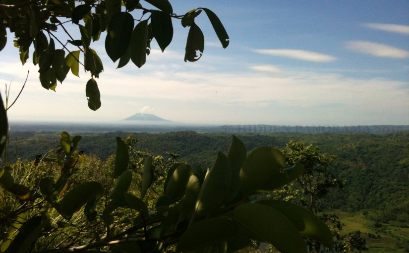 Panoramic View : Mount Arayat Summit