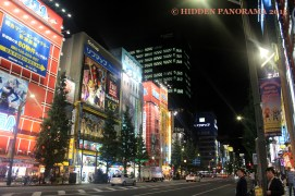 Akihabara – A Quick Glance of Tokyo's Game and Anime World District