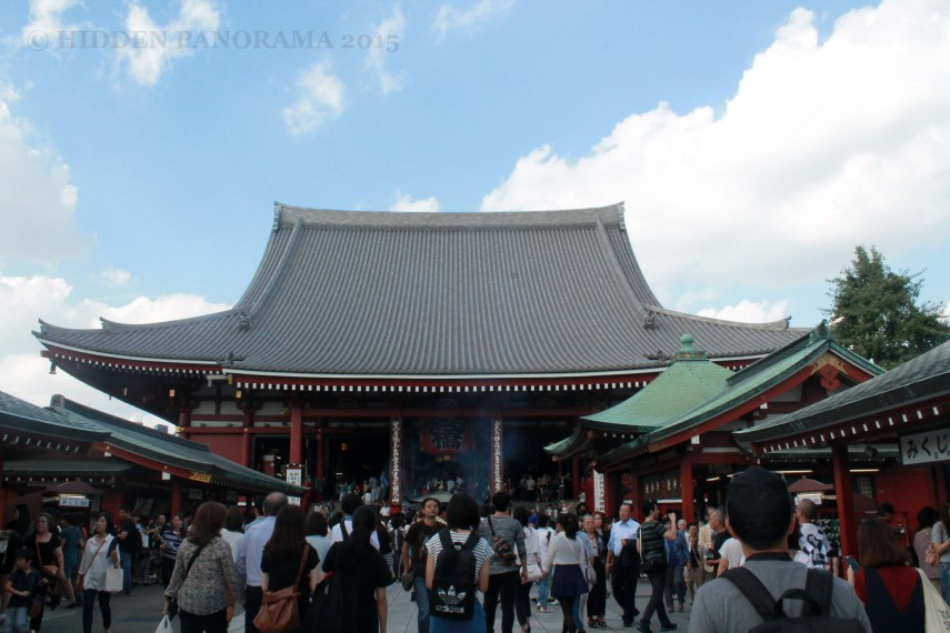 Asakusa – Home of Famous Sensoji Buddhist Temple