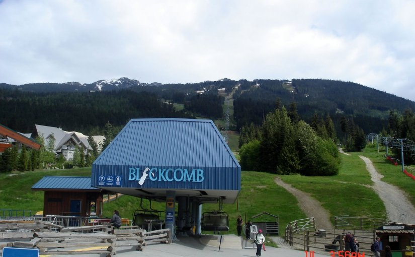Name Of The Place : Blackcomb