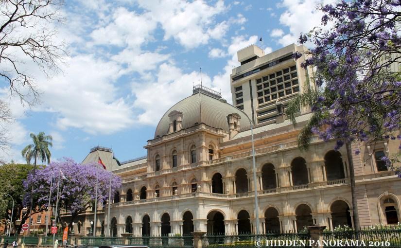 Structure : Queensland Parliament House