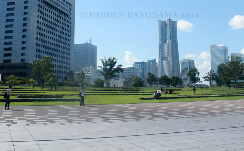 Enjoying the Open Space of Zuo-No-Hana Park