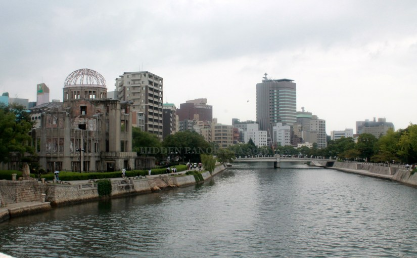 Hiroshima – A Reborn City and A 'Peace City'