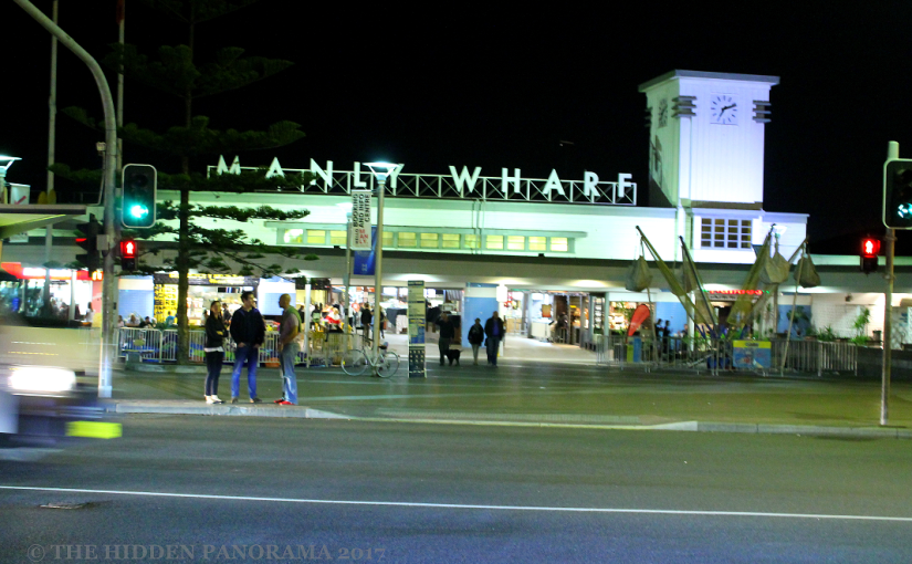 Name of the Place : Manly Wharf