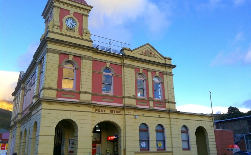 Structure : Queenstown Post Office