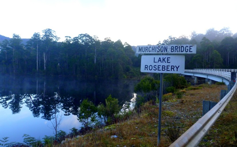 Name Of The Place : Murchison Bridge and Lake Rosebery