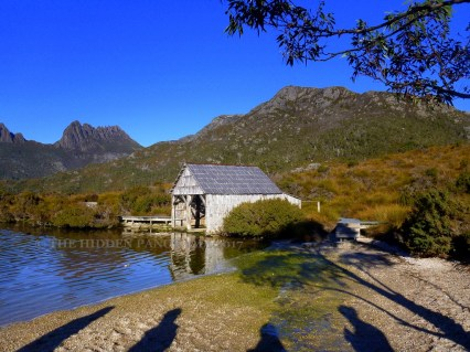 Tasmania (Day 3) : From Cradle Mountain to Sheffield to Deloraine